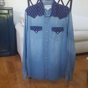 Ralph Lauren Denim & Supply western inspired shirt